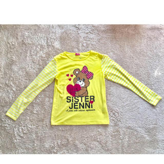 ジェニィ(JENNI)のジェニィ ロンT 160(Tシャツ/カットソー)