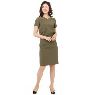 アオヤマ(青山)の洋服の青山 セットアップ(半袖トップス、スカート)(セットアップ)
