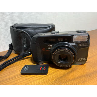 リコー(RICOH)のRICOH MYPORT 330SUPER(フィルムカメラ)