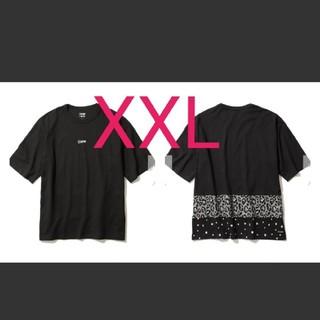 ジーユー(GU)のGU×1MW by SOPH. コラボ  black XXL(Tシャツ/カットソー(半袖/袖なし))