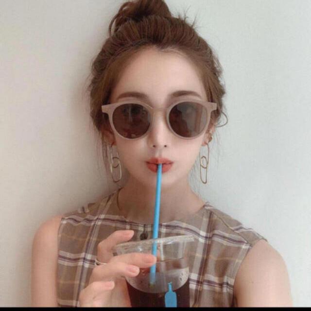 TODAYFUL(トゥデイフル)の再入荷しました!ベージュサングラス♡まとめ買い歓迎♡ レディースのファッション小物(サングラス/メガネ)の商品写真