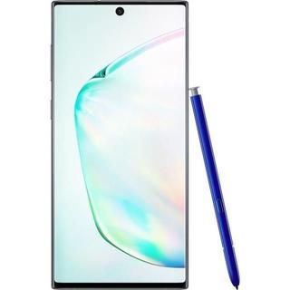 サムスン(SAMSUNG)の新品 Galaxy Note10+ シムフリー オーラグロー UNLIMIT対応(スマートフォン本体)