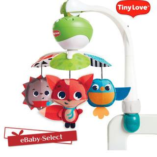 タイニーラブ(TINY LOVE)の⭐︎タイニーラブ モービル テイクアロング メリー(オルゴールメリー/モービル)