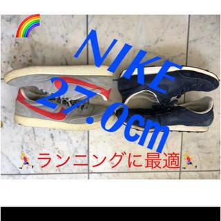 ナイキ(NIKE)の✅NIKE/ナイキ スニーカー 27.0㎝ ✖️2(スニーカー)