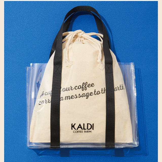 KALDI(カルディ)のカルディ☆夏のコーヒーバッグ 食品/飲料/酒の飲料(コーヒー)の商品写真