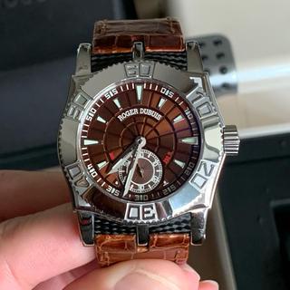 ロジェデュブイ(ROGER DUBUIS)のロジェ・デュブイ イージーダイバー ターボ様専用(腕時計(アナログ))