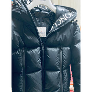 モンクレール(MONCLER)の雪様専用 モンクレール モンクラ 黒 Mサイズ(ダウンジャケット)