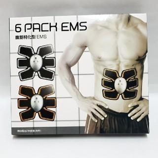 腹筋特化型 6 PACK EMS(トレーニング用品)
