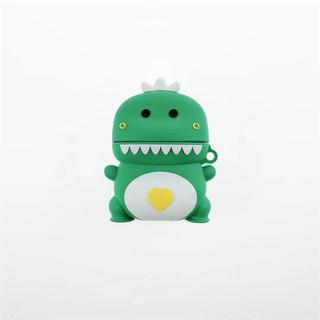 可愛い恐竜AirPodsケース(カップルも大人気)(iPhoneケース)