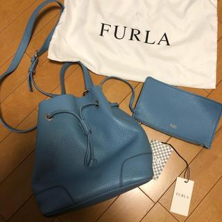 Furla - フルラ ショルダーバッグ レディース FURLA  水色