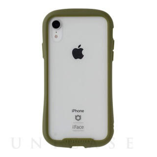 iface reflection iPhone XR カーキ(iPhoneケース)