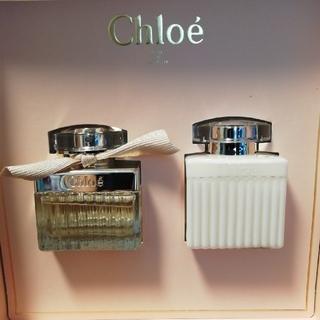 Chloe - クロエ オードパルファム ギフトセット 香水 Chloe