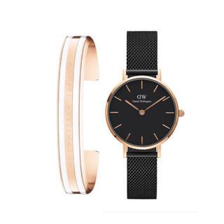 Daniel Wellington - 【28㎜】ダニエルウェリントン腕時計+ブレスレットSET〈DW00100245〉