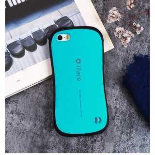 iFace iPhone7Plus/8Plus ブルー First Class(モバイルケース/カバー)