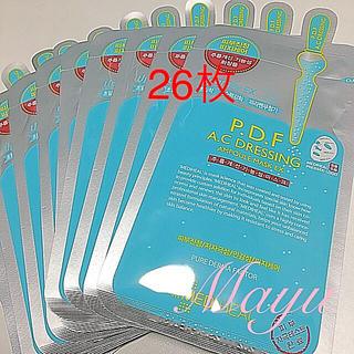 メディヒール PDF A.Cドレッシング アンプルマスクEX.  26枚(パック/フェイスマスク)