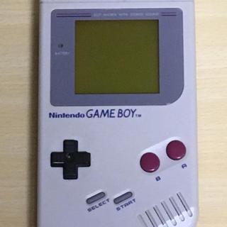 ゲームボーイ(ゲームボーイ)の初代ゲームボーイ 本体(携帯用ゲーム機本体)
