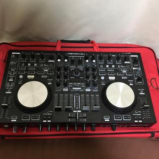 デノン(DENON)のDenon DJ MC6000MK2 4デッキDJコントローラー・ミキサー(DJコントローラー)