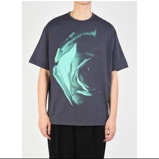 ラッドミュージシャン(LAD MUSICIAN)のBIG T-SHIRT 20ss 新品 PURPLE(Tシャツ/カットソー(半袖/袖なし))