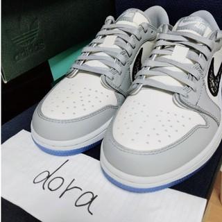 ナイキ(NIKE)の41 Dior x Nike Air Jordan 1 Low(スニーカー)