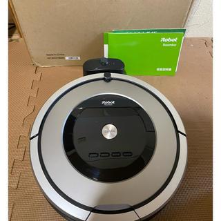 iRobot - タイムセール 美品 アイロボット 自動掃除機 ルンバ 876