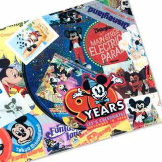 ミッキーマウス(ミッキーマウス)のDisney / 90YEARS ロングフェイスタオル(タオル/バス用品)