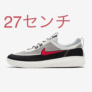 ナイキ(NIKE)のNIKE SB NYJAH FREE 2 27.0(スニーカー)