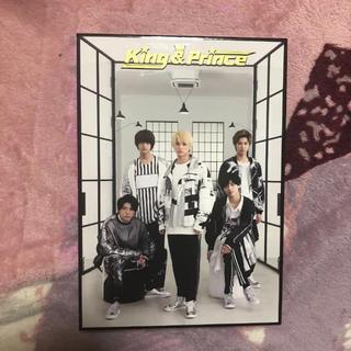 ジャニーズ(Johnny's)のKing & Prince 1st アルバム(アイドルグッズ)