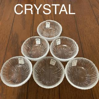 東洋佐々木ガラス - 佐々木ガラス クリスタル小鉢