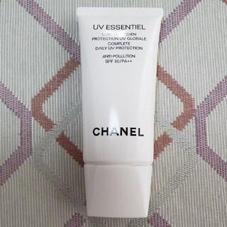 CHANEL - CHANEL UV エサンシエル コンプリート 30 日焼け止め乳液 シャネル