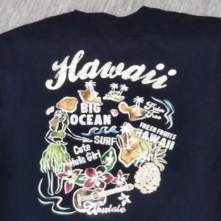 ベネフィット(Benefit)の新品 ALOHA Tシャツ Lサイズ (Tシャツ/カットソー(半袖/袖なし))