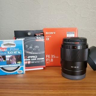 SONY - SONY FE 35mm F1.8 SEL35F18F 極美品 ソニー
