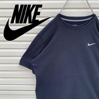ナイキ(NIKE)のナイキ Tシャツ スウォッシュロゴ 90s ゆるダボ かわいい 希少 激レア‼︎(Tシャツ/カットソー(半袖/袖なし))