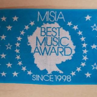 MISIA タオル(ミュージシャン)