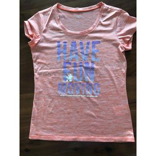 ディズニー(Disney)のミッキーのスポーツウェア(Tシャツ)(ウェア)