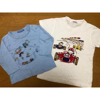 ファミリア(familiar)のファミリアお話しTシャツセット(Tシャツ/カットソー)