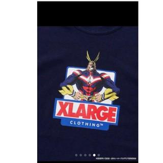 XLARGE - XLARGE×僕のヒーローアカデミア Tシャツ
