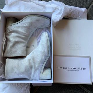 Maison Martin Margiela - メゾンマルジェラ  足袋ブーツ 42