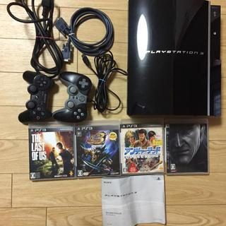 パナソニック(Panasonic)のプレステ デッキとソフト4枚(家庭用ゲーム機本体)