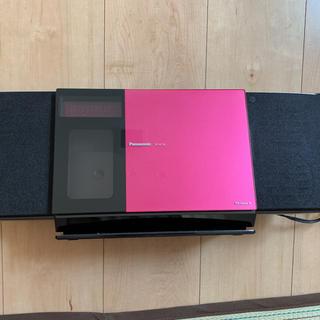 パナソニック(Panasonic)のPanasonic CD iPodプレーヤー(その他)
