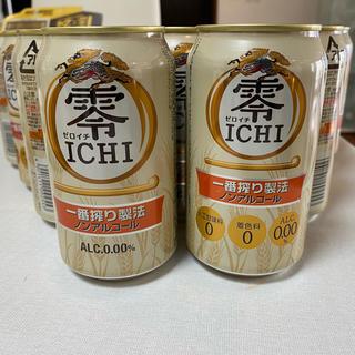 麒麟 零 ICHI ノンアルコールビール 14本