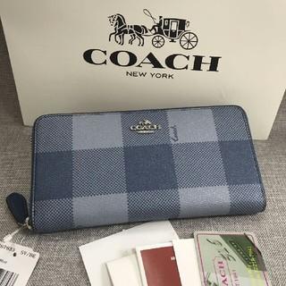 コーチ(COACH)の新品 COACH 超人気 長財新品 F67933(長財布)