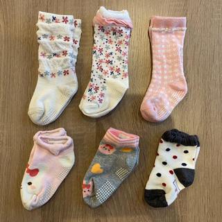 アカチャンホンポ(アカチャンホンポ)の女の子向け 靴下 5足(靴下/タイツ)