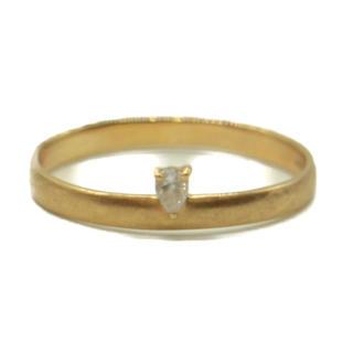 オーロラグラン(AURORA GRAN)のAril様専用 Aurora Gran オーロラグラン K18  ダイヤ リング(リング(指輪))