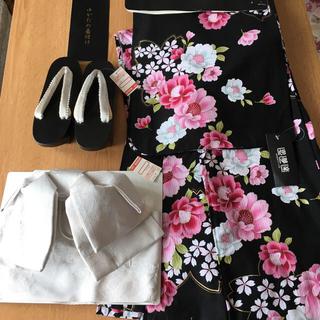 シマムラ(しまむら)のしまむら 浴衣 3点セット 新品(浴衣)