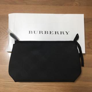 バーバリー(BURBERRY)のバーバリー ノベルティポーチ 新品未使用(ポーチ)