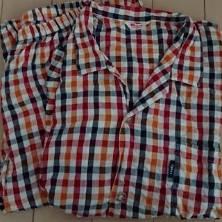 ヘインズ(Hanes)のHanes(3L)開襟パジャマ。(その他)
