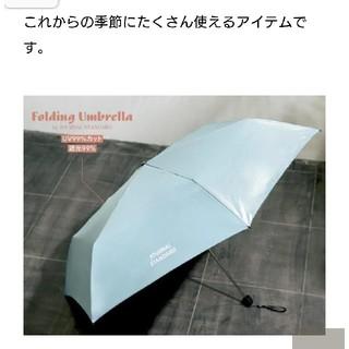 ジャーナルスタンダード(JOURNAL STANDARD)のスプリング付録ジャーナルスタンダード折りたたみ傘(傘)