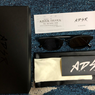 BEAUTY&YOUTH UNITED ARROWS - a.d.s.r dego01 サングラス