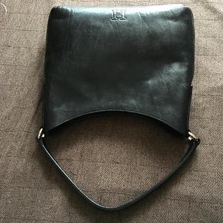 イタリアの名門鞄マニファクチャラーのヒロフのセミショルダーバッグ美品(ショルダーバッグ)