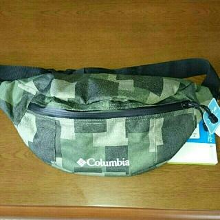 コロンビア(Columbia)の[新品未使用]コロンビア プライスストリームヒップバッグ グリーン(ボディーバッグ)